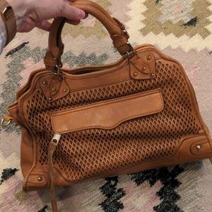 Rebecca Minkoff Tan Leather Handbag